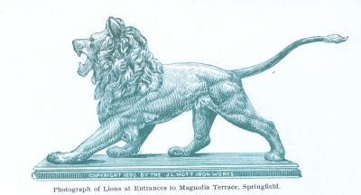 Magnolia Lion