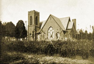 St. James Methodist Episcopal Church