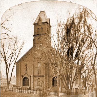 St. Paul's Church, Universalist