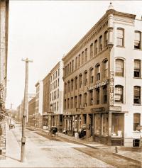 N.D. Bill Block, Taylor Street