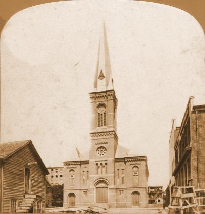 Trinity Methodist Episcopal Church, Bridge Street